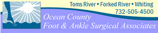 Ocean County Foot & Ankle Associates