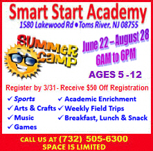Smart Start Academy Summer Camp